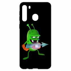 Чехол для Samsung A21 Zombie catchers