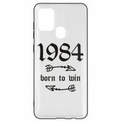 Чохол для Samsung A21s 1984 Born to win