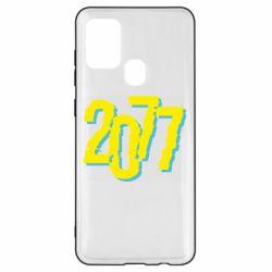 Чохол для Samsung A21s 2077 Cyberpunk