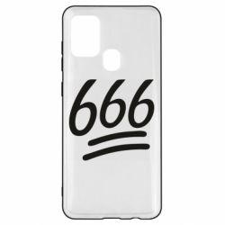 Чехол для Samsung A21s 666