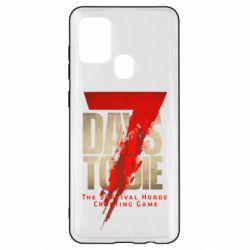 Чохол для Samsung A21s 7 Days To Die