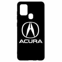Чохол для Samsung A21s Acura logo 2