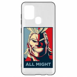 Чехол для Samsung A21s All might