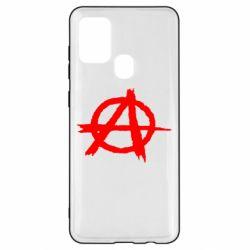 Чехол для Samsung A21s Anarchy