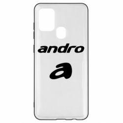 Чохол для Samsung A21s Andro