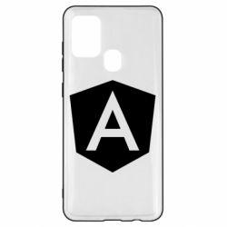 Чохол для Samsung A21s Аngular