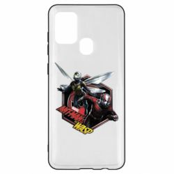 Чохол для Samsung A21s ANT MAN and the WASP MARVEL