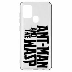 Чохол для Samsung A21s Ant - Man and the Wasp
