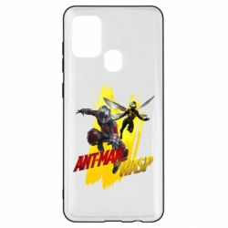 Чохол для Samsung A21s Ant - Man and Wasp