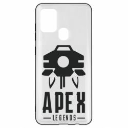 Чохол для Samsung A21s Apex Legends symbol health
