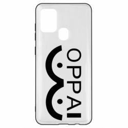 Чохол для Samsung A21s OPPAI