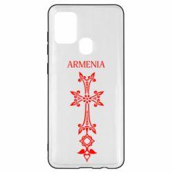 Чехол для Samsung A21s Armenia