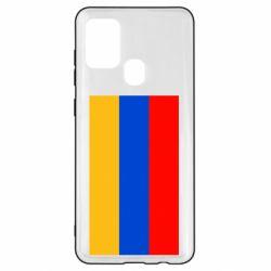 Чохол для Samsung A21s Вірменія