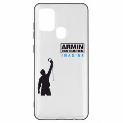 Чехол для Samsung A21s Armin Imagine