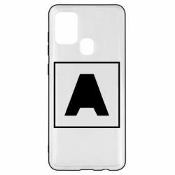 Чохол для Samsung A21s Armin van Buuren 1