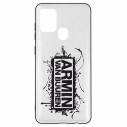 Чехол для Samsung A21s Armin Van Buuren