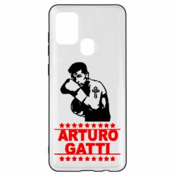Чохол для Samsung A21s Arturo Gatti
