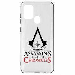 Чохол для Samsung A21s Assassin's creed ChronicleS