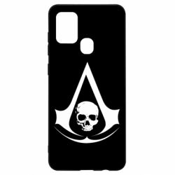 Чехол для Samsung A21s Assassin's Creed Misfit