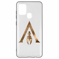 Чохол для Samsung A21s Assassin's Creed: Odyssey logo
