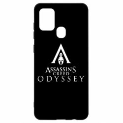 Чохол для Samsung A21s Assassin's Creed: Odyssey logotype
