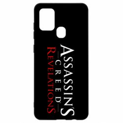 Чохол для Samsung A21s Assassin's Creed Revelations