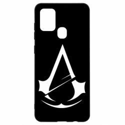Чохол для Samsung A21s Assassins Creed Logo