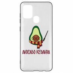 Чохол для Samsung A21s Avocado kedavra