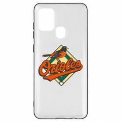Чохол для Samsung A21s Baltimore Orioles