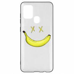 Чехол для Samsung A21s Banana smile
