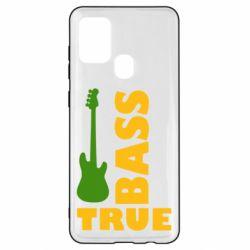 Чехол для Samsung A21s Bass True
