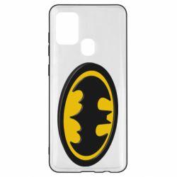 Чохол для Samsung A21s Batman 3D