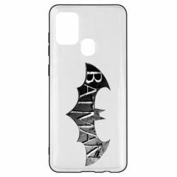 Чехол для Samsung A21s Batman: arkham city