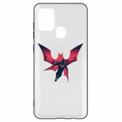 Чехол для Samsung A21s Batman beyond and city
