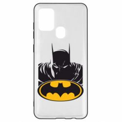 Чехол для Samsung A21s Batman face