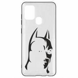 Чехол для Samsung A21s Batman Hero