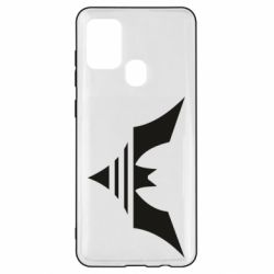 Чохол для Samsung A21s Batman three line