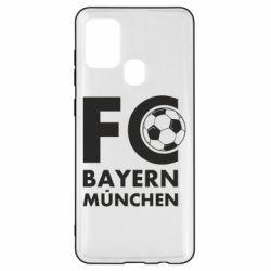 Чохол для Samsung A21s Баварія Мюнхен