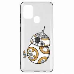 Чехол для Samsung A21s BB-8 Like
