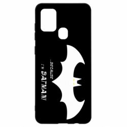Чохол для Samsung A21s Because i'm batman