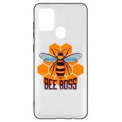 Чехол для Samsung A21s Bee Boss