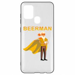 Чохол для Samsung A21s BEERMAN