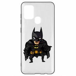 Чохол для Samsung A21s Бетмен Арт