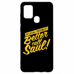 Чохол для Samsung A21s Better call Saul!