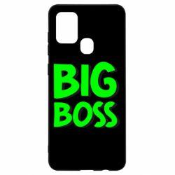 Чехол для Samsung A21s Big Boss