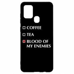 Чохол для Samsung A21s Blood of my enemies