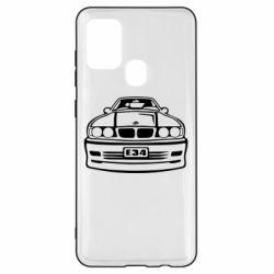 Чехол для Samsung A21s BMW E34
