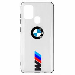 Чохол для Samsung A21s BMW M