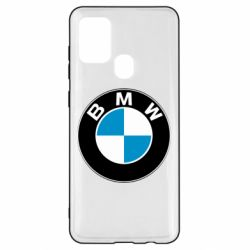Чехол для Samsung A21s BMW Small