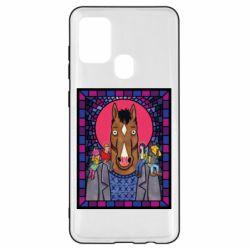 Чехол для Samsung A21s Bojack Horseman icon